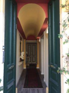 ingresso B&B Bed and Breakfast degli Ottimati centro Reggio Calabria