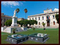Piazza Italia scavi Corso Garibaldi Reggio Calabria centro